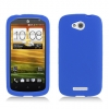 HTC One VX Blue Skin