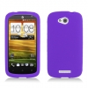HTC One VX Purple Skin
