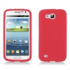Samsung Galaxy Premier Red Skin