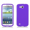 Samsung Galaxy Premier Purple Skin