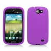 ZTE Galaxy Express Purple Skin