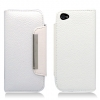Apple iPhone 4/ iPhone 4S White Flip Cover