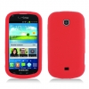 Samsung Galaxy Stellar Red Skin