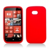 Nokia Lumia 810 Red Skin