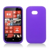 Nokia Lumia 810 Purple Skin