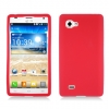 LG Optimus 4X HD Red Skin