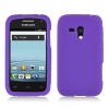 Samsung Galaxy Rush Purple Skin