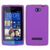 HTC Windows Phone 8S/ Accord Purple Skin