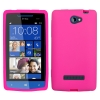 HTC Windows Phone 8S/ Accord Pink Skin