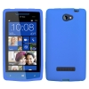 HTC Windows Phone 8S/ Accord Blue Skin