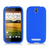HTC One SV Blue Skin