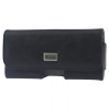 iPhone 5 Plus Black Pouch