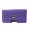 iPhone 5 Plus Purple Pouch