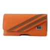 Samsung Galaxy S III Twill Orange Pouch