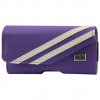 Samsung Galaxy S III Twill Purple Pouch