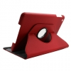 Apple iPad Mini 360 Rotating Case Red