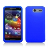 Motorola Electrify M Blue Skin