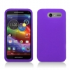 Motorola Electrify M Purple Skin