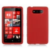 Nokia Lumia 820 Red Skin
