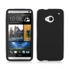 HTC One/ M7 Black Skin