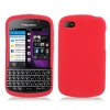 Blackberry Q10 Red Skin
